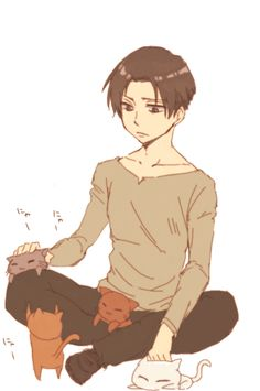 Rivaille,Levi Ackerman - Shingeki no Kyojin / Attack on Titan