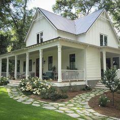 33 modern farmhouse exterior design ideas