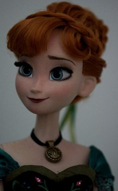 LE Anna OOAK doll by lulemee on deviantART