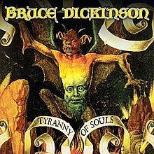 Bruce Dickinson-Tyranny of Souls