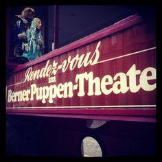 Bern puppet show