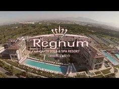 Regnum Carya Golf & Spa Resort, Belek, Turkey - YouTube