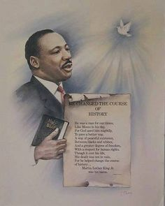 Martin Luther King | Motivational | Hardboards | Wall Decor | Plaquemount | Blockmount | Art | Inspirational | Pictures Frames and More | Winnipeg | MB | Canada
