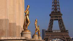 Trocadero et Tour Eiffel