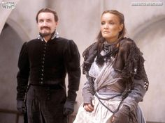 The Master and The Rani - The Mark Of The Rani. Not-so-nice Timelords.