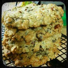 Laura Bush Cowboy Cookies-one of my favorites