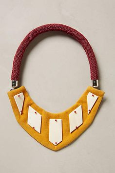 Safi Necklace - anthropologie.com #anthrofave #anthropologie