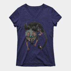 Last Guardian Womens V-Neck T-Shirt