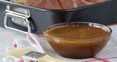 Honey Brown Sugar Glazed Ham
