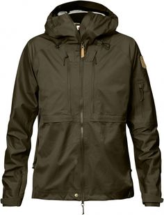 Looking for Fjallraven - Women's Keb Eco-Shell Jacket ? Check out our picks for the Fjallraven - Women's Keb Eco-Shell Jacket from the popular stores - all in one. Fjallraven, Style Masculin, Komplette Outfits, Jackets For Women, Clothes For Women, Outdoor Outfit, Parka, Hooded Jacket, Look