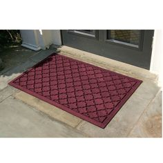 Waterhog® Cordova Indoor/Outdoor Door Mat