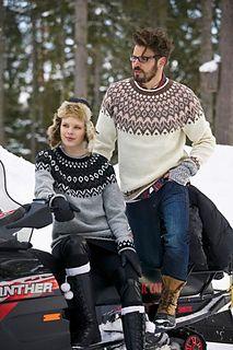Ravelry: Riddari pattern by Védís Jónsdóttir Knitting Charts, Knitting Patterns, Pullover Sweaters, Men Sweater, Icelandic Sweaters, Button Art, Stockinette, Ravelry, Christmas Sweaters