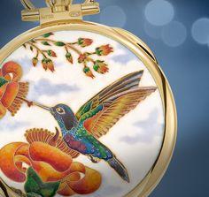 Patek Philippe | Oficios artesanales Ref. 992/134J-001 Oro amarillo Patek Philippe Pocket Watch, Desk Clock, Pear Shapes, Pocket Watch, Yellow, Pockets