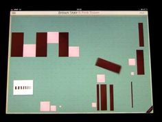 A Montessori Sensorial Exercise - Brown Stair & Pink Tower iPad App revi...