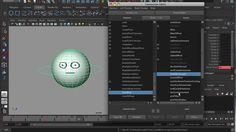 Create animated textures in Maya.