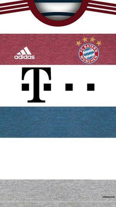 Bayern Munich 14-15 kit away