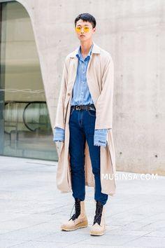 #MUSINSA street style 2018 s/s HERA Seoul fashion week