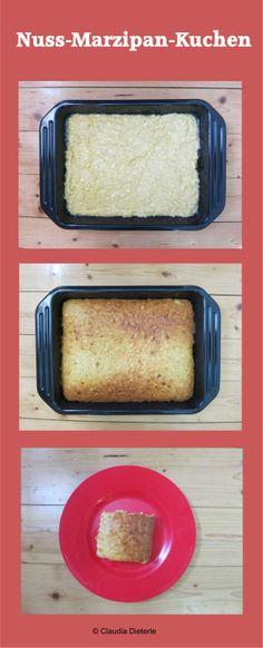 Nuss-Marzipan-Kuchen