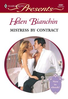 Mistress by Contract - Kindle edition by Helen Bianchin. Romance Kindle eBooks @ Amazon.com.