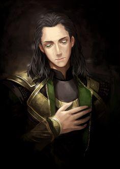 Loki by lady59.