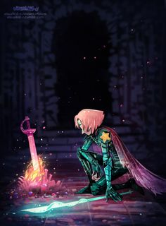 Pearl knight by visualkid-n.