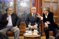 علي زيدان نصح صديقه برنار هنري ليفي بعدم السفر لتونس http://democraticac.de/?p=6281