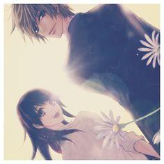 Teru and Kurosaki.