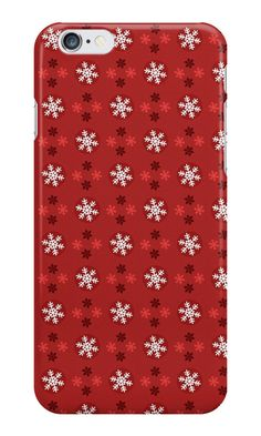 Our Jolly Snowflakes Christmas Phone Case is available online now for just £5.99.    Check out this cute Christmas pattern phone case! Featuring red Snowflakes.    Material: Plastic, Production Method: Printed, Weight: 28g, Thickness: 12mm, Colour Sides: Clear, Compatible With: iPhone 4/4s | iPhone 5/5s/SE | iPhone 5c | iPhone 6/6s | iPhone 7 | iPod 4th/5th Generation | Galaxy S4 | Galaxy S5 | Galaxy S6 | Galaxy S6 Edge | Galaxy S7 | Galaxy S7 Edge | Galaxy S8 | Galaxy S8+ | Galaxy J5…