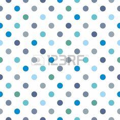 Seamless pattern vector, textura o el fondo con menta fresca, azul y verde botella lunares sobre fondo blanco para el diseño web, fondo de escritorio, el blog de invierno, la página web o en la tarjeta