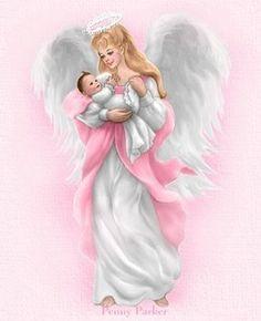 Angel of babies