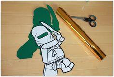 Schultüte Lego Ninjago - coole Schultüte für Jungs mit Anleitung: http://einfachstephie.de/2013/07/14/schultuete-lego-ninjago-coole-schultuete-fuer-jungs/