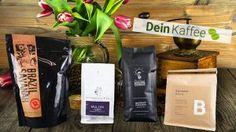 Wir Testen die Kaffee Abo Box von deinkaffee.de + 25% Gutschein