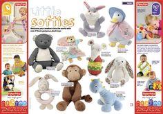 PRINT - Practical Parenting & Pregnancy August 2011: Shopping – Plush toys