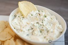 Dill pickle dip instructions: Chop the pickles into very small pieces. Combine with the cream cheese and Worcestershire sauce until well mixed. Splash in a bit of pickle juice to thin the dip out a bit Dip Recipes, Snack Recipes, Healthy Recipes, Snacks, Free Recipes, I Love Food, Good Food, Yummy Food, Tasty