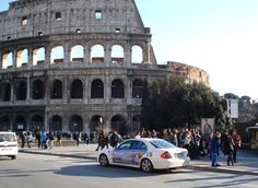 Outdoor advertising for Anfi Resort.  #Rome