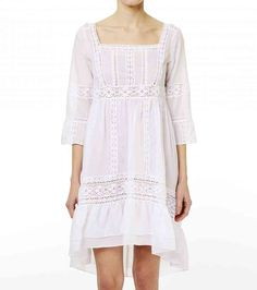 Harriet dress (bright white) from Odd Molly