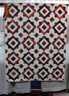 Quilt of Valor via Craftsy