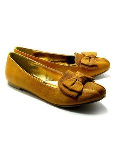 Gold Sophie Flat