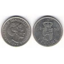 1 krone