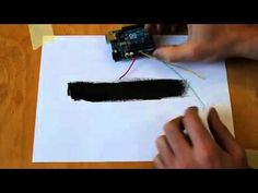 ▶ Making a Potentiometer with Bare Paint - YouTube