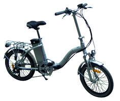 vélo pliant à assistance électrique e-scape 36 volts