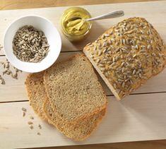 Deel 5: Hartig met korst Bread Machine Recipes, Bread Recipes, Banana Bread, Mustard, Cheese, Desserts, Food, Bread Baking, Oven