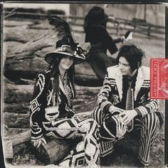 White Stripes - Icky Thump LP Record Album On Vinyl