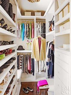 Do clothes go missing, shoes get hidden, and socks become astray? Solve all your closet woes with these solutions.