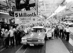 1973 Cadillac Sedan DeVille