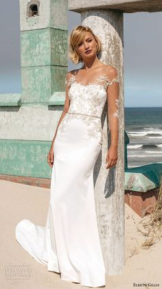 Elbeth Gillis 2016 #Wedding Dresses — Opulence #Bridal Collection | Wedding Inspirasi  #weddings #weddinggown #weddingdress
