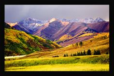 Crested Butte, Colorado: Photo by Photographer Ya Zhang - photo.net