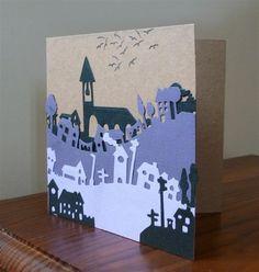 Build a Scene Village | docrafts.com