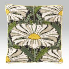 Raymond Honeyman's Daisies - Ehrman Tapestry