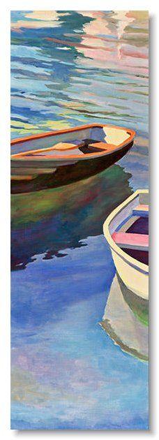 """""""Adrift 2 Sausalito"""" -- by Kay Carlson"""